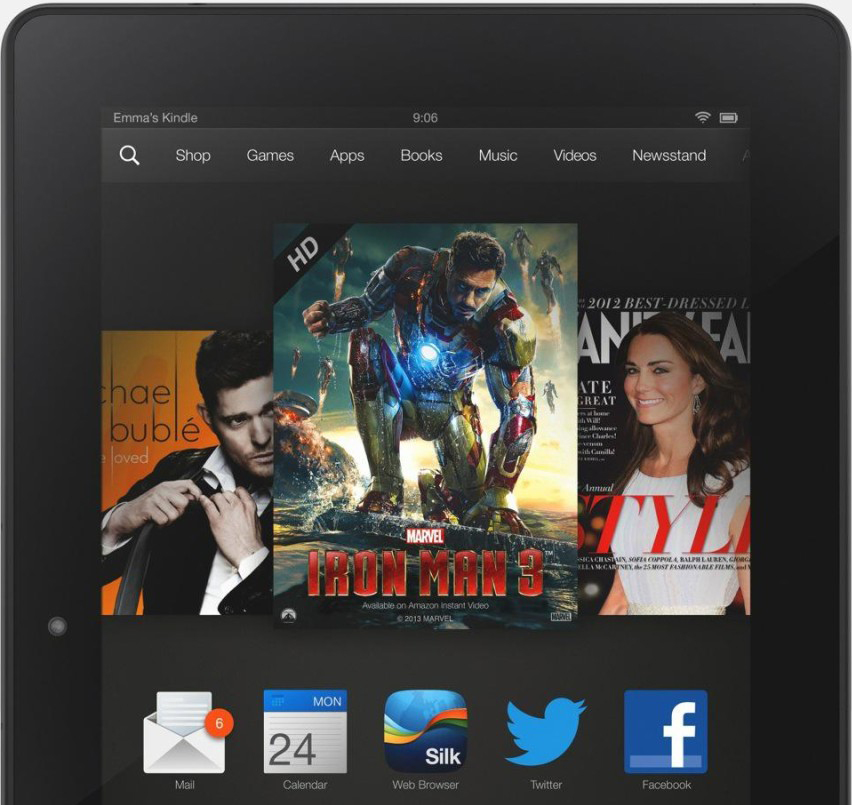 Products for the Amazon Fire HDX 8.9
