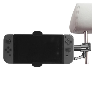 Headrest Mount for Nintendo Switch by iBOLT
