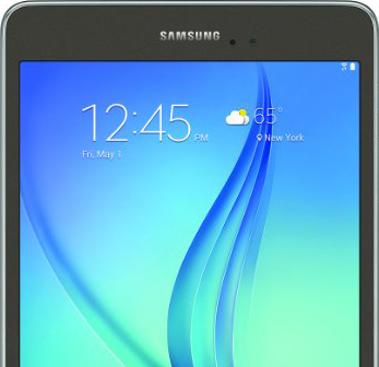 Products for the Samsung Galaxy Tab A 8.0